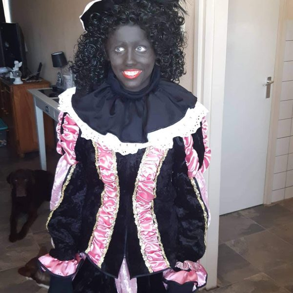 De Zwarte Piet van Clown Marco
